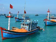 Quang Nam moves to boost offshore fishing
