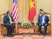 Vietnam, US enhance cooperative ties