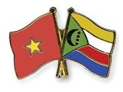 Vietnam, Comoros set up diplomatic ties