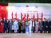 Social work honoured in Hanoi