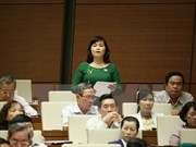 Bills submitted, appraised at parliament's ongoing sitting