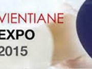 Vietnam attends Vientiane Expo 2015 in Laos