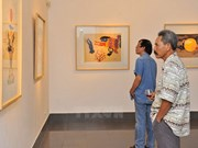 Vietnam, Laos, Cambodia enhance links in fine arts