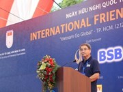 Int'l Friendship Day held in HCM City