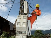 Soc Trang invests in rural electricity development