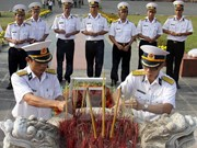 Ceremony commemorates martyrs in Con Dao