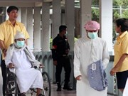 Thailand quarantines 33 in second MERS case