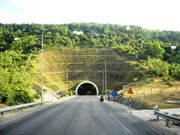 Deo Ngang Tunnel to be widened