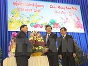 Long An, Cambodian border localities enhance ties