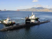 Philippines considers building submarine fleet