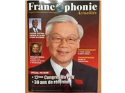 French magazine commends Vietnam's reform achievements