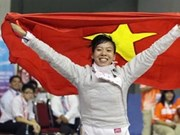 Vietnam fencing earns another ticket to Rio Olympics