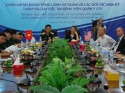 Vietnam, US seek stronger medical cooperation