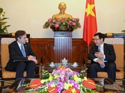 Vietnam FM, US Deputy Secretary of State discuss bilateral ties