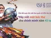 Vietnam announces national winner of UPU letter-writing contest