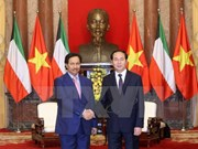 Kuwait among Vietnam's top partners in Middle East: President