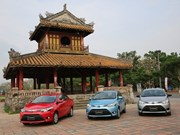 Toyota Vietnam sees upswing in April sales