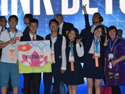 Vietnamese students shine at world's largest int'l science competition