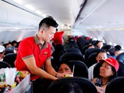 Vietjet launches another zero-fare promotion