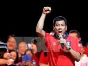 Congratulations to new Filipino President, Vice President