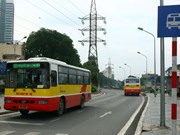Hanoi completes rapid bus stations
