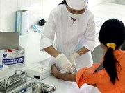 Vietnam works to curb mother-to-child HIV transmission