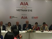 Global Eye supports contemporary art in Vietnam