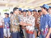 Vietnam, Indonesia look to boost fishery ties