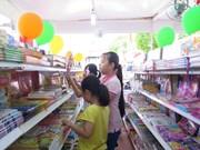 Books for Suburban Area Children Festival opens in HCM City