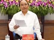 PM directs building socio-economic development plan for 2017