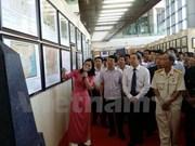 Hoang Sa-Truong Sa exhibition reaches Nghe An