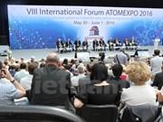 Vietnam attends AtomExpoort-2016 in Russia