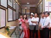 Hoang Sa, Truong Sa documents on show in Hai Phong