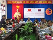 Vietnam, Cambodia promote cooperation in borderline areas