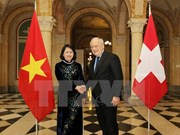 Vietnam, Switzerland seek boosted economic ties