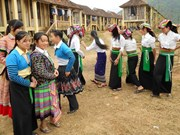 Thanh Hoa works to aid Kho Mu ethnic minorities
