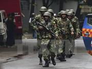 Condolences to Bangladesh over heavy losses in terror attack