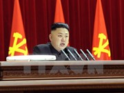 Congratulations to DPRK leader on new position