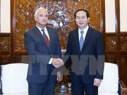 President bids farewell to Belarusian ambassador