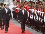 Thailand, Laos tighten bilateral ties