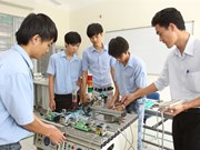 New curricula for vocational training schools