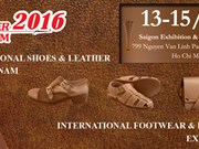 Shoes & leather exhibition attracts 500 businesses