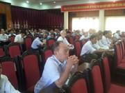 Vietnam, Laos bolster links in training NA deputies