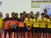 Vietnam bag four silver medals at junior championship