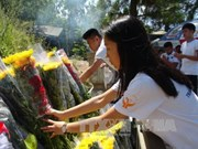 Young Vietnamese expats pay tribute to General Vo Nguyen Giap