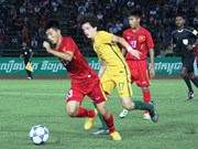 Vietnam lose to Australia in AFF final