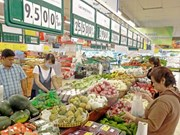 Hanoi's CPI rises 0.11 percent in July
