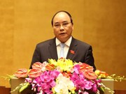Nguyen Xuan Phuc proposed for Prime Minister post
