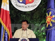 Filipino President pledges to fix economic ills in national address
