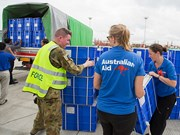 Australia provides additional humanitarian aid to Myanmar